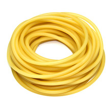 6x9mm Natural Latex Slingshots Rubber Tube 3m Tubing Band For Slingshot Hunting Catapult Elastic Part Fitness Bungee Equipment