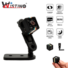 Buy Wistino Mini Camera HD 1080P Video Recorder Rainbow Nanny Motion Sensor Digital Small Pocket Video Camera Infrared Night Vision Tech Development Company Store) for $14.90 in AliExpress store