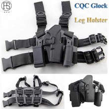 Buy Leg Tactical Military Combat Thigh Hunting Shooting Gun Holster Glock 17 19 22 23 for $17.77 in AliExpress store