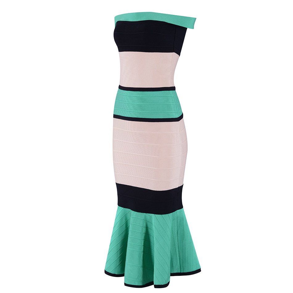 seamyla-sexy-mermaid-vestidos-patchwork-women-bodycon-bandage-dress-1