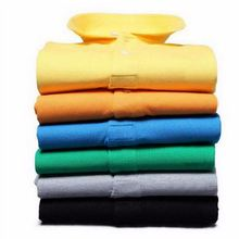 2017 high quality Summer Styles Big Size Brand Men Cotton Polo Shirt 6XL Short Sleeve Classic Solid Slim Tops  0926