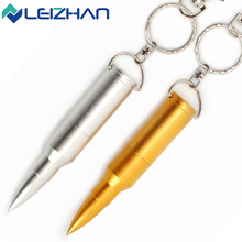 LEIZHAN 8G 16G 32G 64G Metal USB Flash Drive 2.0 Pen Drive Bullet Shape USB Flash Drive USB Memory Stick U Thumb High Speed(China)