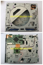 Original New 6 DISC CD CHANGER mechanism for Lexus IS250 car radio Toyota audio sounds systems(China)