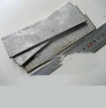 "TC4 Titanium steel plate Knife blade Material Produce DIY tools 6""x1.18""0.11"" inches Handle for Dasha"