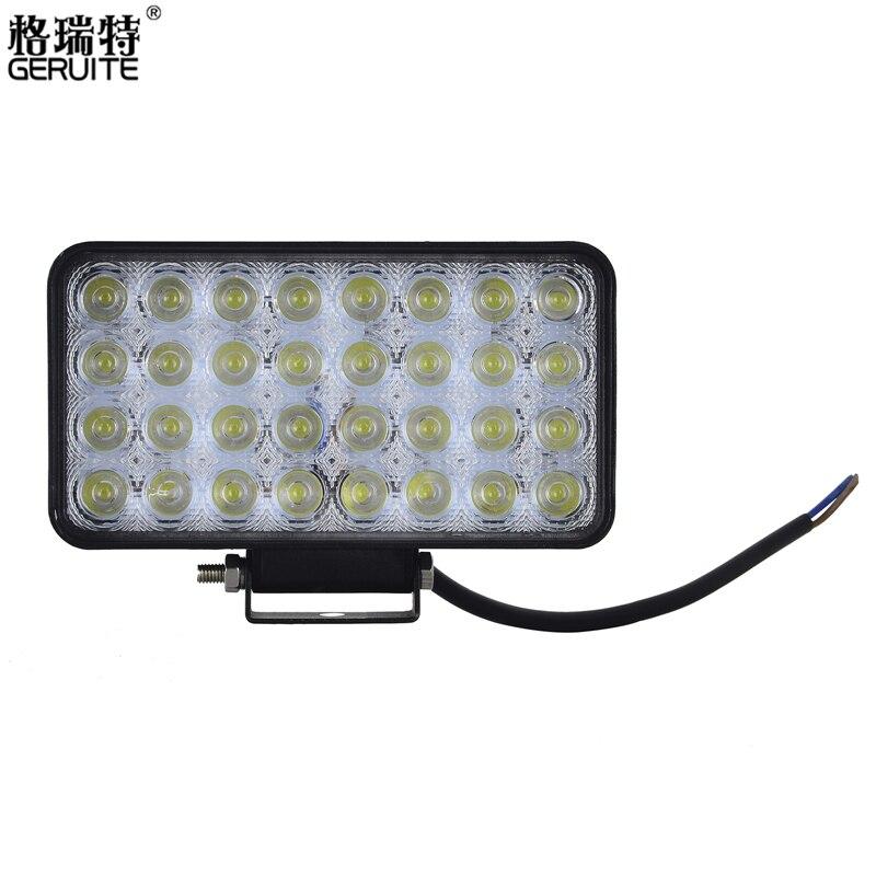 GERUITE Brand 1 Piece 96W 32*3W LED Bar Car working light Automobile car light Off-road lights Fog Lamp 60 Degree 12 / 24V<br><br>Aliexpress