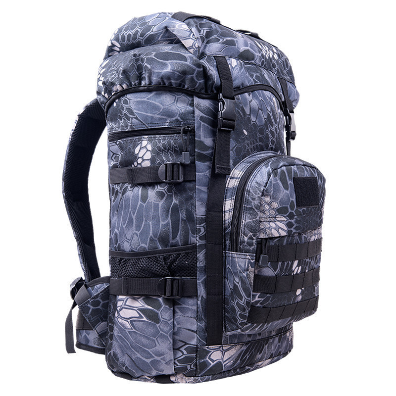 hot sale Mens bags backpack man nylon 50L Military nylon high quality waterproof high jotter backpack Free delivery location<br>