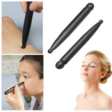 Stone Needle Dial Reinforced Bar Facial Beauty Eye Massager Head Face Diagonal Acupuncture Massage Pen Full Body Mini Massager(China)