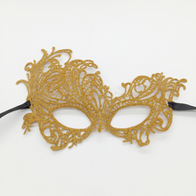 Mysterious Angel 5 Colors Phoenix mackn Sexy Mask Halloween Party Lace  Masquerade Hollow Masque Fancy Dress Venetian Carnival