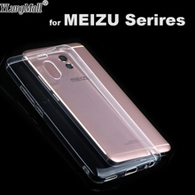 Quality Clear Fundas for Meizu M6S M6 M5 M3 Note M3S Mini M5S MX6 Pro 7 6 Plus 5 M5C A5 U10 U20 M3E E2 Metal Phone Case Cover(China)