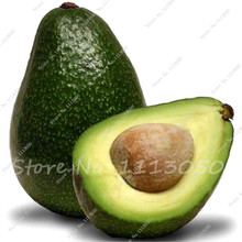 Free Shipping 5 pcs New Rare Green Avocado Seed Very Delicious Pear Fruit Seed Very Easy Grow For Home Garden Bonsai Plant