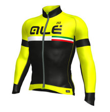 2017 ALE Winter Thermal Fleece Cycling Clothing / MALCIKLO Maillot Bicycle Wear/Keep Warm Cycling Jerseys