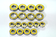 Supply high grade FREE SHIPPING Modle car bearing sets bearing kit HPI CAR RS4 NITRO RACER 2 CAR
