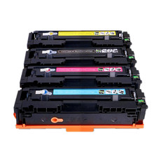 New product promotions 1 color for HP CF400A CF401A CF402A CF403A For HP 201 201A for HP Color Laserjet Pro M252dwm M277dw