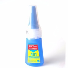 20g Industry High Strength Colorless Transparent Acrylate Adhesive Korean loctite 401 Glue Multi Purpose 401 Instant Adhesive