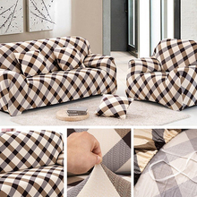 Universal Sofa Cover Sofa Slipcovers Cheap Cotton Elastic Sofa Covers For Living Room Anti-Slip Couch Cover Sofa 1/2/3 Seat