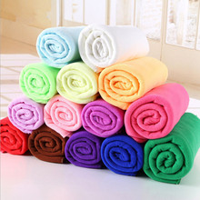 Microfiber Bath Beach Towels  Quick-dry for Car Wash Cleanings Cloth Much Cheap Price 68x130cm