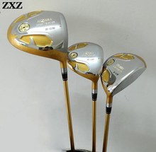 Golf Clubs Honma Bere S-05 4 star Complete Set golf club sets driver+fairway 917D2 M2 G400 G30 lady 0311 man putter wedge hybrid(China)