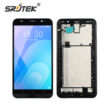 "5.5""For Asus Zenfone 2 Ze551ml Z00AD LCD Display Panel Touch Screen Digitizer Glass Sensor Frame Assembly"