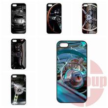 For Huawei P6 P7 P8 mini Lite Honor 3C 4C 6 7 Mate 7 8 P9 Plus G6 G7 G8 4X 5X Ford Mustang Dashboard Phone Case Skin Cover