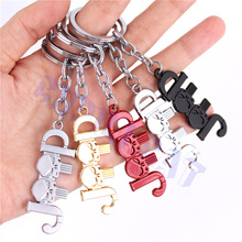 3D Punisher JEEP Car Key Ring Key Chains for Wrangler Compass Patriot Grand Cherokee Liberty Renegade