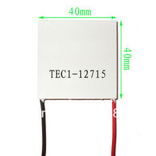 1pcs 180W TEC1-12715 Thermoelectric Cooler Peltier 40*40*3.3mm 12715 Best pirces and   _Cooling system
