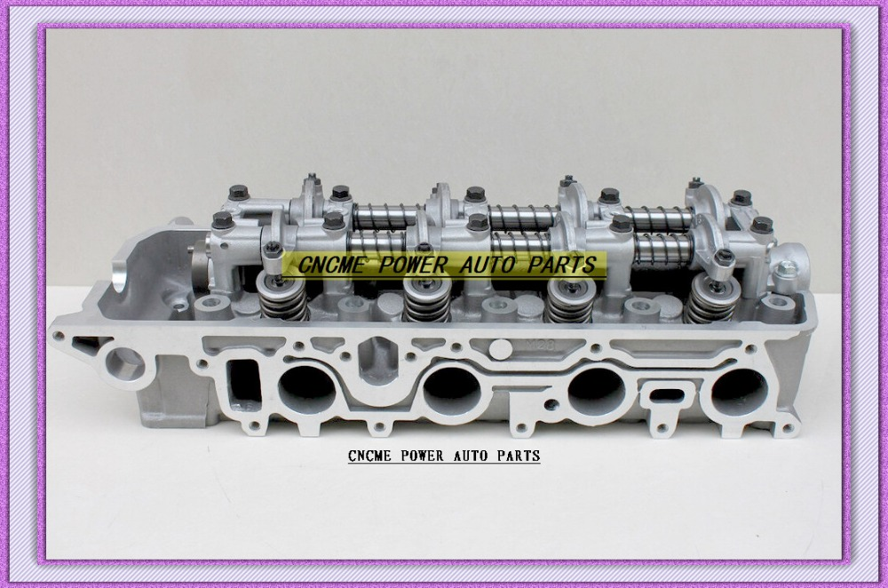 910 175 MD311828 4G54 G54B Complete Cylinder Head Assembly ASSY For Mitsubishi PAJERO L047 V32 MORTERO STARBO CARAVAN 2.6L 83-93 (5)