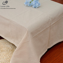 New Arrival High Quality Crochet Tablecloth Elegant white Table Cloth Linen Table Covers for wedding nappe de table mariage