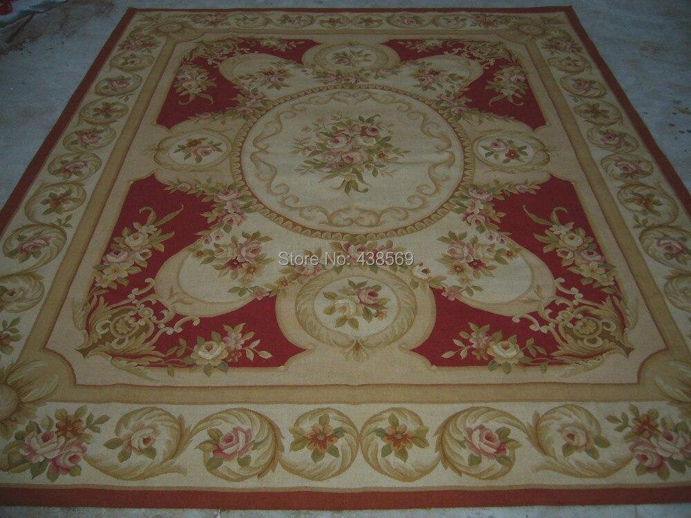 Online Kaufen Großhandel antike aubusson teppiche aus