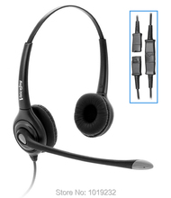 RJ9 plug office Headset call center headset office phone headset for CISCO Telephone 7940 7941 7960 8941 8945 8961 8965 9941 etc(China)