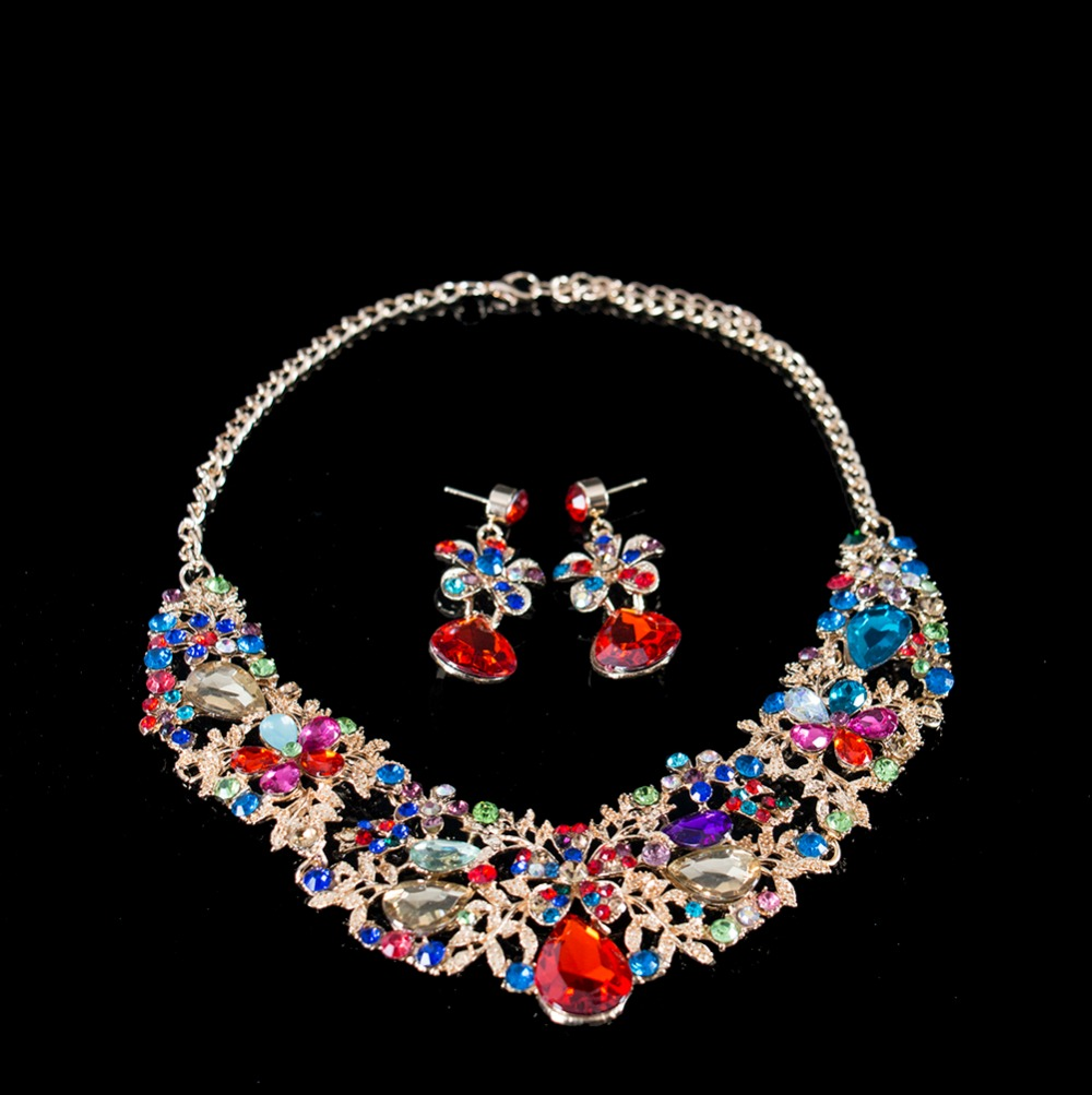 Indian style necklace