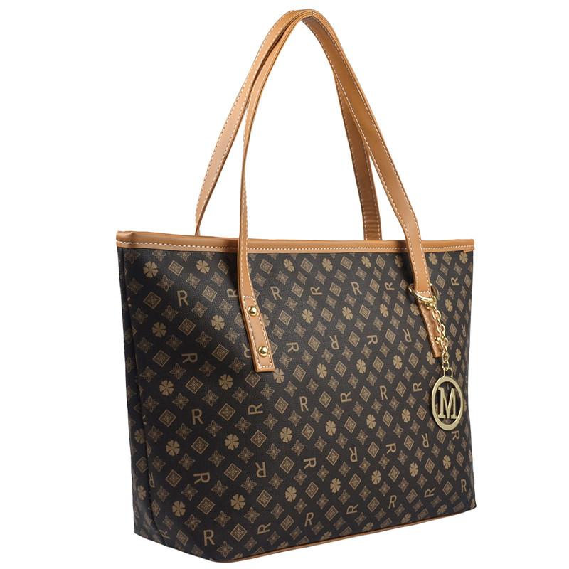 Micom Printed Bag Female Luxury Handbags Women Bags Designer Shoulder Bags Women High Quality Leather Hand Bag Bolsa Feminina 23