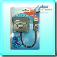 USB Super Converter For PS2 To PS4 PC Controller Converter Adapter