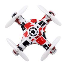 JJR/C New Mini Helicopter E905B Flower Pattern 0.3MP Pocket Drone 3.7 V 2.4G 4 CH 3D Roll Mini Toys RC Quadcopter Aircraft Toy