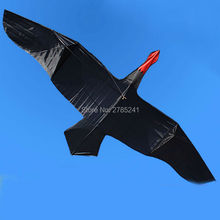 Huge 9ft bird kite single line outdoor game sports for kids Delta kites kids with flying line