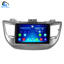 3G/4G+WIFI net navigation dvd android 6.0 system stereo For hyundai New tucson 2015 2016 years car gps multimedia player radio