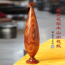 Vietnam pear wood ornaments Pen Collections Decoration business gifts factory direct