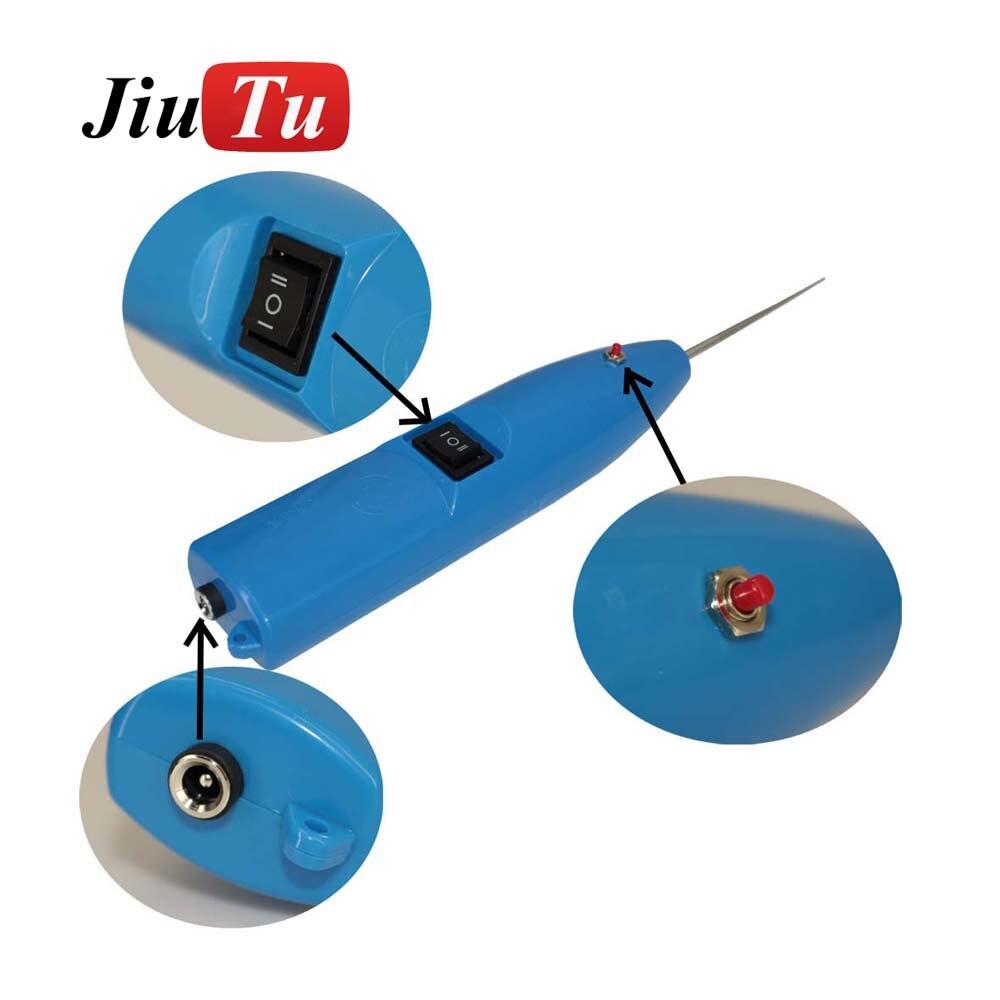 Glue Remover Tools LCD UV Glue Clean Screw Driver OCA Remove Glue Screwdriver jiutu (4)