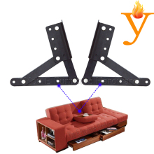 Adjustable Small Ratchet Sofa Functional Hinge D09(China)