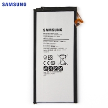 SAMSUNG Original Replacement Battery EB-BA800ABE For Samsung GALAXY A8 A8000 A800F A800S A800YZ Authentic Phone Battery 3050mAh(China)