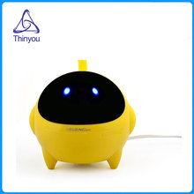 Thinyou Portable speaker USB Notebook Desktop Computer Mini Cartoon Small Speaker Portable Subwoofer Sound System 3D stereo