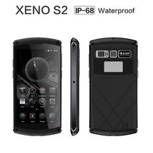 Original XENO S2 Rugged Waterproof Phone 4G Lte Octa Core 3GB RAM 32GB ROM NFC GPS Dual SIM 13MP 4500AM OS 6.0 IP68 Smartphone