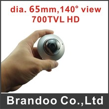 2pcs Car Camera Kit 700TVL HD 140 Degree Camera For School Bus  Truck