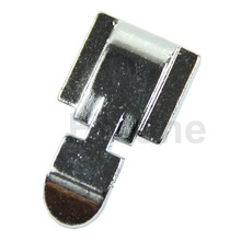 1 pc Snap on Zipper Foot Babylock Brother Singer Janome elna Kenmore Pfaff Hobby