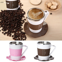 New HIgh Quality Smart Sensors Cups European Stainless Steel Tea Mug 2color Advanced Drink Cup Durable