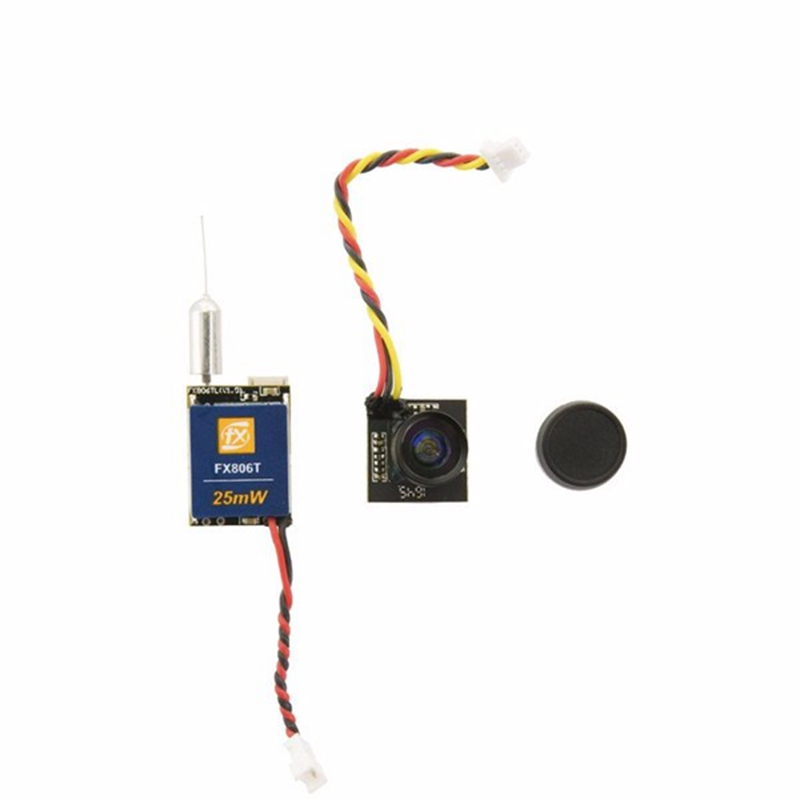 Hot Sale FXT FX806TC 5.8GHZ 40Ch Detached VTX And Camera Combo For FPV Racing<br>