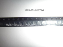 Hot Sale! 500PCS  MMBT3904WT1G  MMBT3904  BT3904 NPN 40V 0.2A SOT323  SOT23 New and Original ROHS In Stock