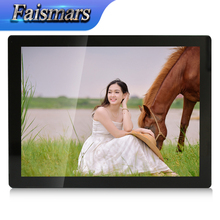 M170-EC/17 inch 1280x1024 Ten Point Capacitive Touchscreen Monitor With DVI Interface/17 inch Steel Casing Touch Screen Monitor(China)