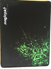 2015Large Size444x350x4mm New Mousepad Razer Goliathus Gaming Mouse Pad for PC Computer cyber game Mice Mat speed Edition Locked