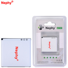 New Original Nephy Battery EP500 For Sony Ericsson X7 X8 E15i U5 U5i U8i E16i W8 Vivaz Pro ST15i SK17i WT18i WT19i ST17i 1200mAh