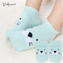 YOLFEERT Cotton Newborn Baby Socks for Summer Spring Floor Children's Socks for Newborns calcetines bebe Ankle Sock sale